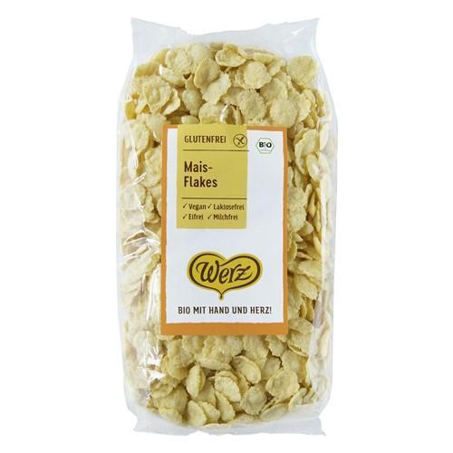 WERZ Flakes Mais ungesüsst 250 g