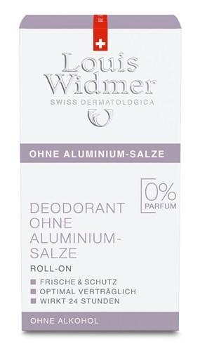 WIDMER Deo RollOn O/Alum Unparf 50 ml