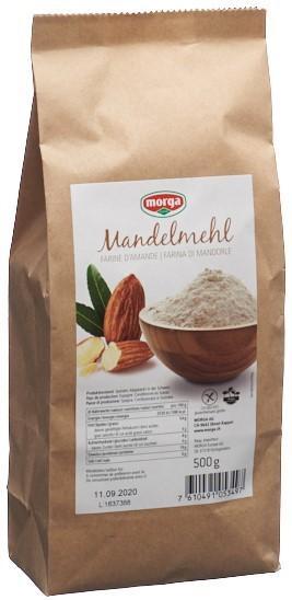 MORGA Mandelmehl 500 g