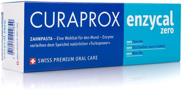 CURAPROX enzycal Zero Tb 75 ml