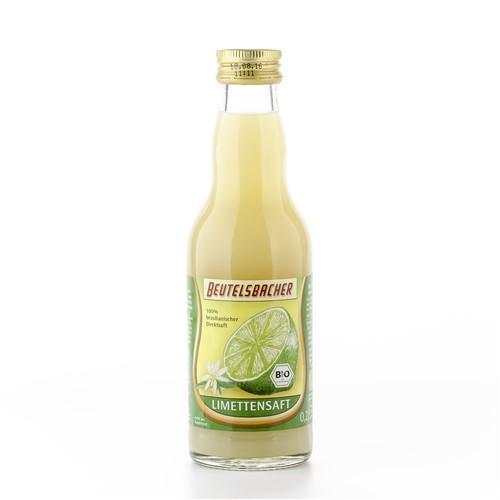 BEUTELSBACHER Limettensaft 200 ml