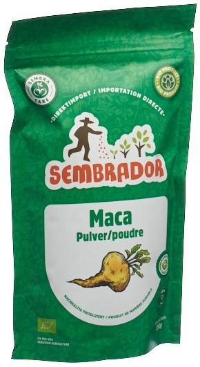 SEMBRADOR Maca Plv Bio 250 g