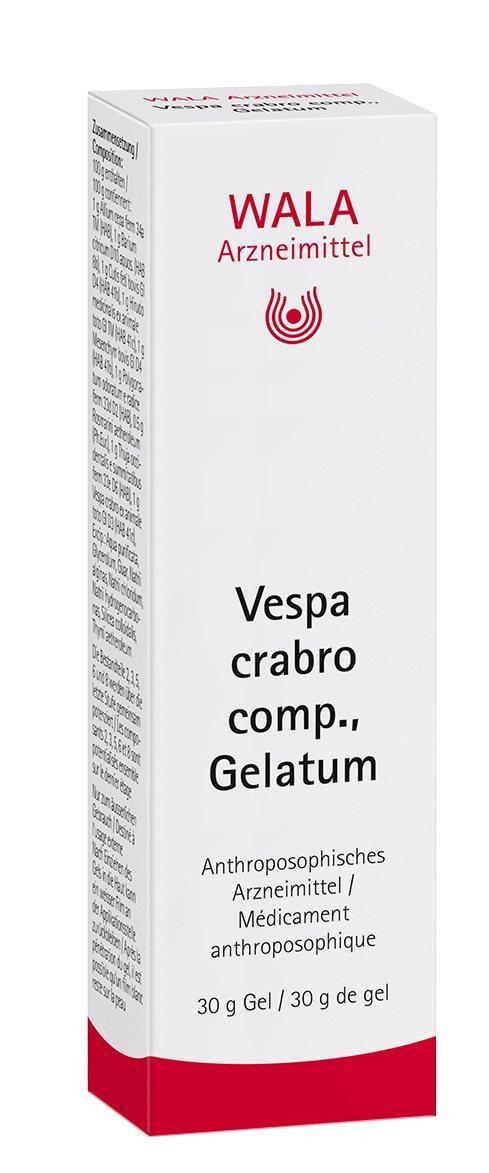 WALA Vespa crabro comp Gel Tb 30 g
