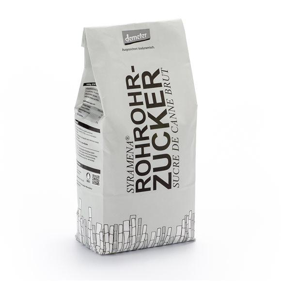 EKKHARTHOF Rohrohrzucker Syramen Demet 1 kg