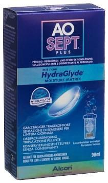 AOSEPT PLUS mit HydraGlyde 90 ml