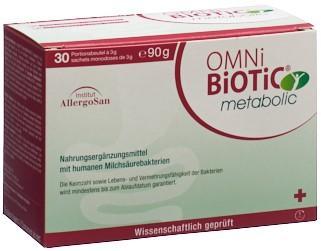 OMNI-BIOTIC Metabolic 30 Btl 3 g