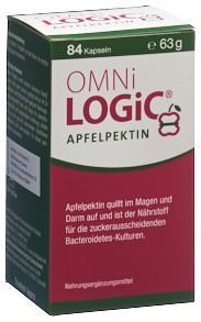 OMNI-LOGIC Metabolic Apfelpektin Kaps 84 Stk