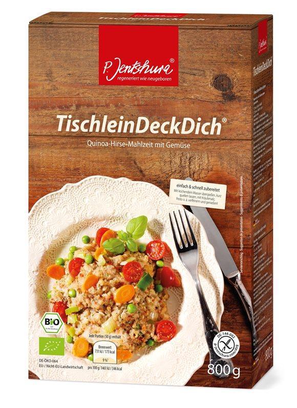 JENTSCHURA TischleinDeckDich 800 g