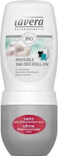 LAVERA 24h Deo Roll on Invisible 50 ml