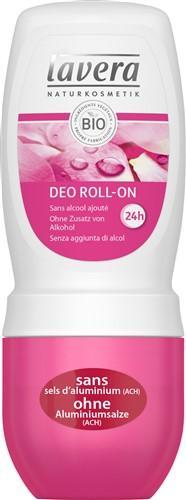 LAVERA 24h Deo Roll on Bio-Wildrose 50 ml