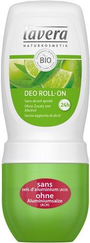 LAVERA 24h Deo Roll on Bio-Limone&Verveine 50 ml