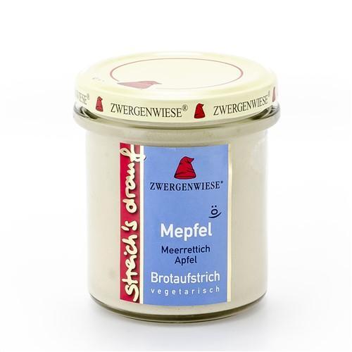 ZWERGENWIESE streich's drauf Mepfel 160 g