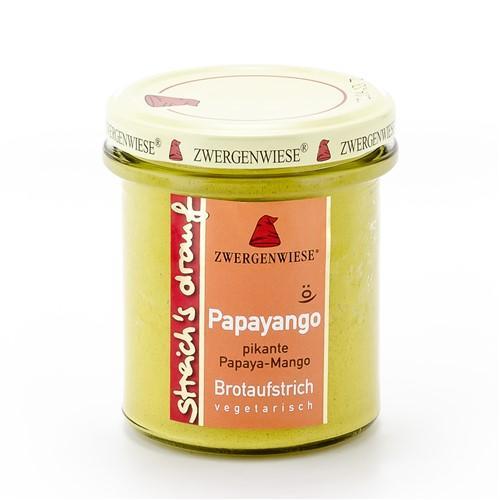 ZWERGENWIESE streich's drauf Papayango 160 g