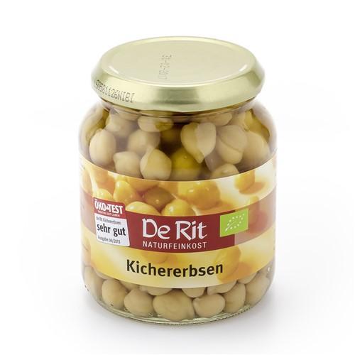 DE RIT Kichererbsen Bio 350 g