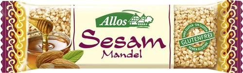 ALLOS Sesam-Mandel-Krokant-Rieg Bio 30 g