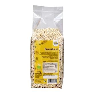 GOVINDA Braunhirse Pops Bio 150 g