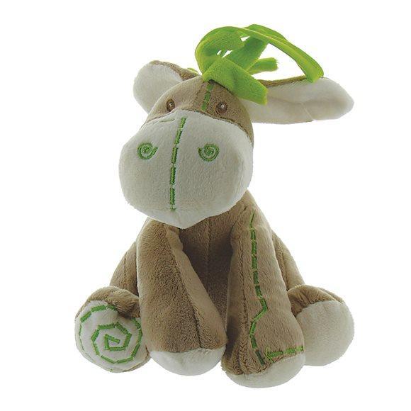 HERBORISTERIA Spieluhr Esel sitzend