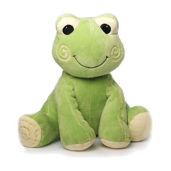 HERBORISTERIA Spieluhr Frosch sitzend
