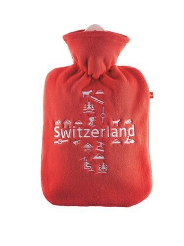EMOSAN Wärmflasche Best of Switzerland