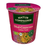 NATUR COMPAGNIE Dhal-Couscous Indian Tast Bio 68 g