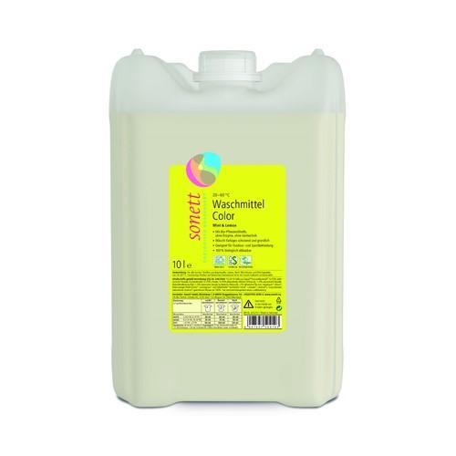SONETT Waschm Col 20°-60°C Mint Lem Kanister 10 lt