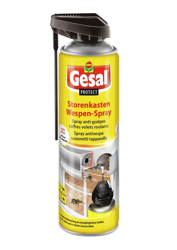 GESAL PROTECT Storenkasten Wespen-Spray 500 ml