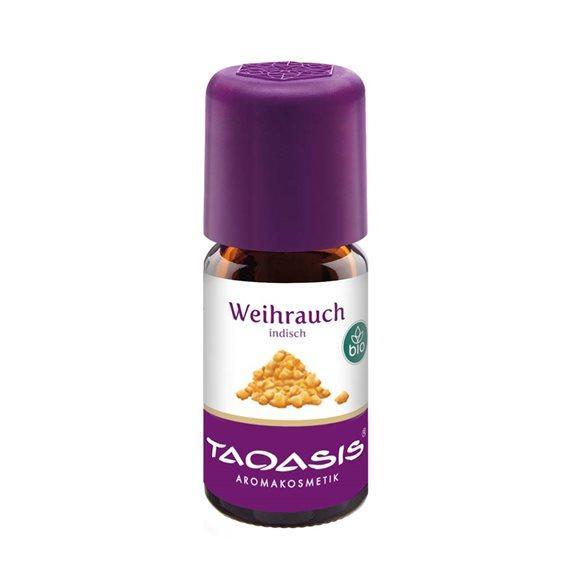TAOASIS Weihrauch indisch Äth/Öl Bio 5 ml