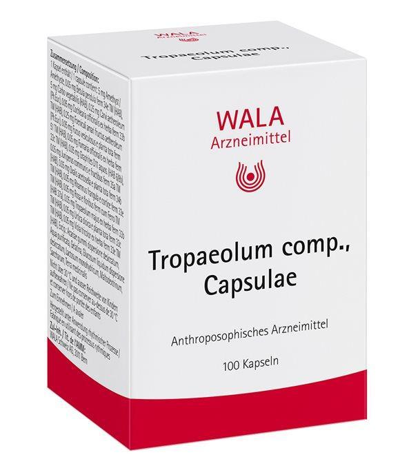 WALA Tropaeolum comp Caps Ds 100 Stk