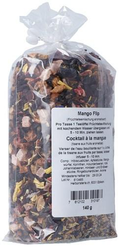 HERBORISTERIA Früchtetee Mango Flip 140 g