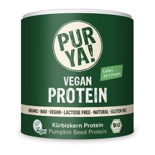 PURYA! Vegan Protein Kürbiskern Bio 250 g