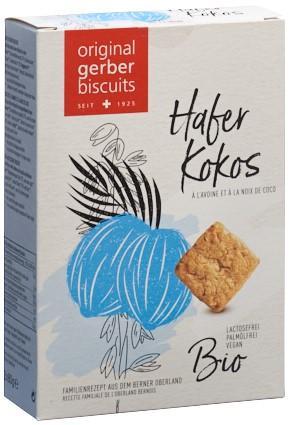 GERBER Hafer Kokos Biscuits Bio 160 g