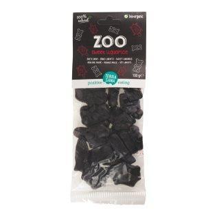 TERRASANA Zoo süsses Lakritz Bio Btl 100 g