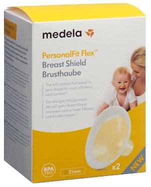 MEDELA PersonalFit Flex Brusthauben S 21mm 2 Stk