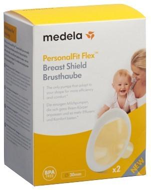 MEDELA PersonalFit Flex Brusthauben XL 30mm 2 Stk