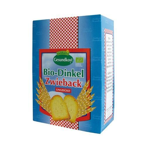 LIEBHART Zwieback Dinkel ungesüsst Bio 200 g