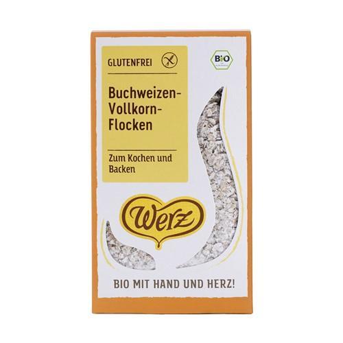 WERZ Vollkorn Buchweizen Flocken glutenfrei 250 g