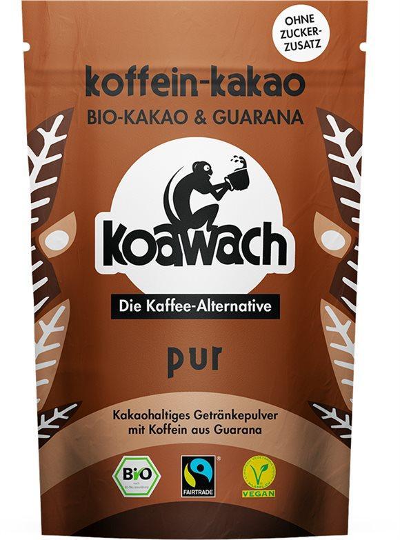 KOAWACH Kakaohaltig Getränkepulv Pur Fai Bio 100 g