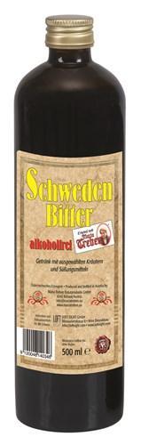 MARIA TREBEN Schwedenbitter Orig Alkoholfr 500 ml