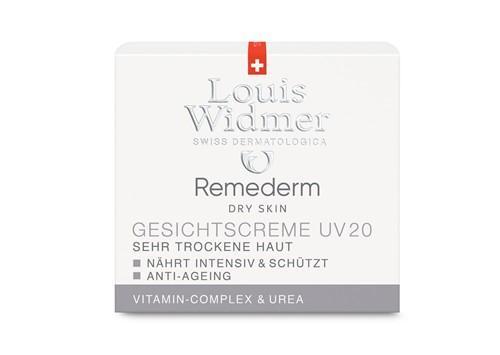 WIDMER REMEDERM Gesichtscrème UV20 Parf 50 ml