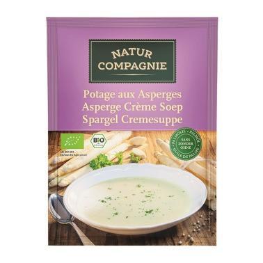 NATUR COMPAGNIE Suppe Spargel Cr Bio Btl 40 g