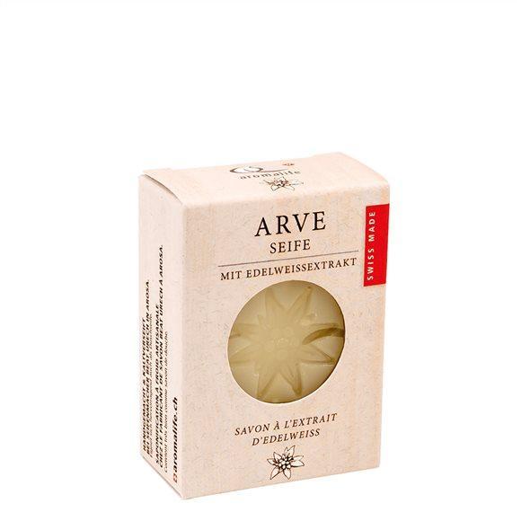 AROMALIFE ARVE Seife mit Edelweissextrakt 90 g