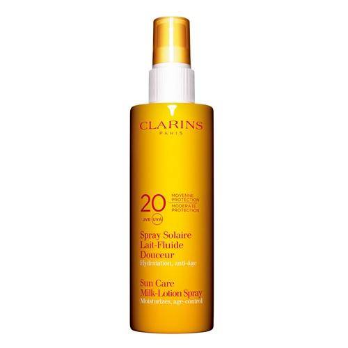 CLARINS SOLAIRE CORPS SOL LAIT MP UVB/A20 150 ml