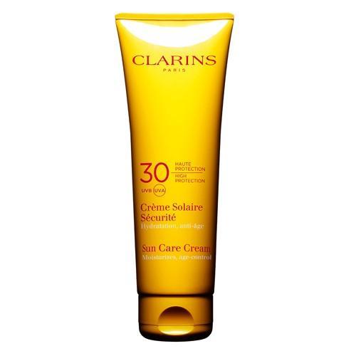CLARINS SOLAIRE CORPS SOL SEC HP UVB/UVA30 125 ml