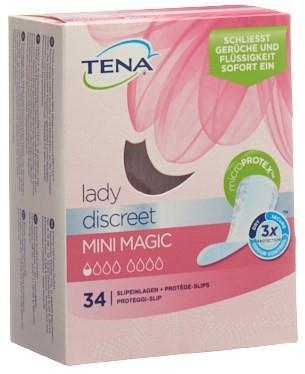 TENA Lady discreet Mini Magic 34 Stk
