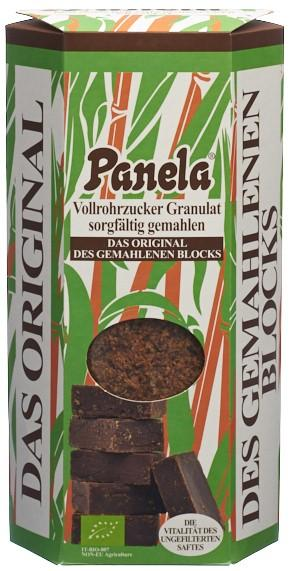 PANELA Vollrohrzucker Gran soft Bio 1 kg