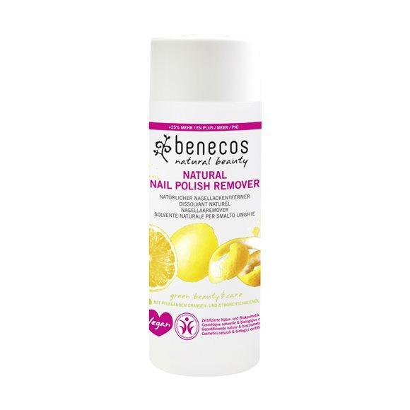 BENECOS Nail Polish Remover Fl 125 ml