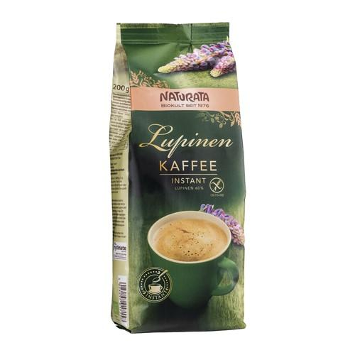 NATURATA Lupinenkaffee Instant Nachfüll Btl 200 g