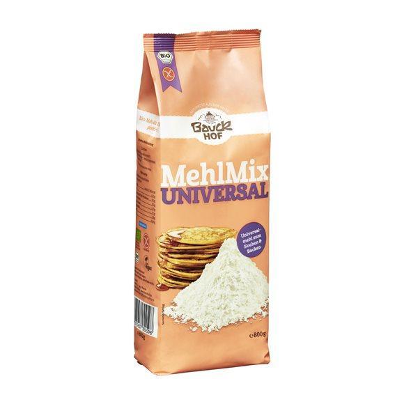 BAUCKHOF Mehl Mix Universal glutenfrei 800 g