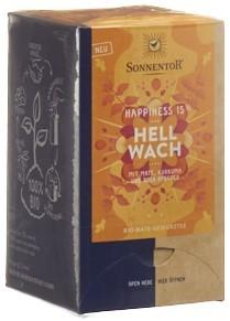 SONNENTOR Happiness is Hellwach Tee Btl 18 Stk
