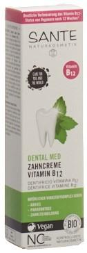 SANTE Dental Med Zahncreme Vit B12 Tb 75 ml